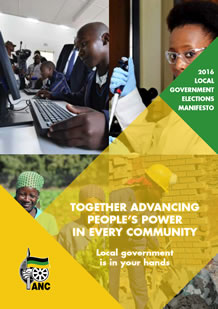 Local Governance Manifesto 2016